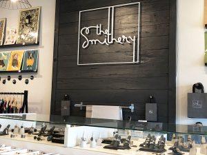 The Smithery interior