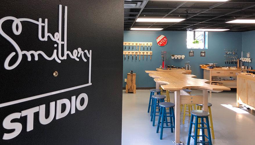 The Smithery Studio