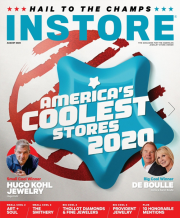 Cover America's Coolest Stores issue 2020
