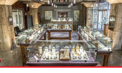 Virginia Jewelry Store Is Also a Museum
