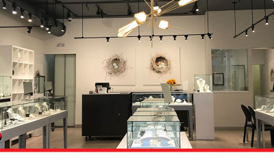Smaller Size, Bigger Cool: Art + Soul Infuses Creativity Into Traditional Jewelry Gallery Model