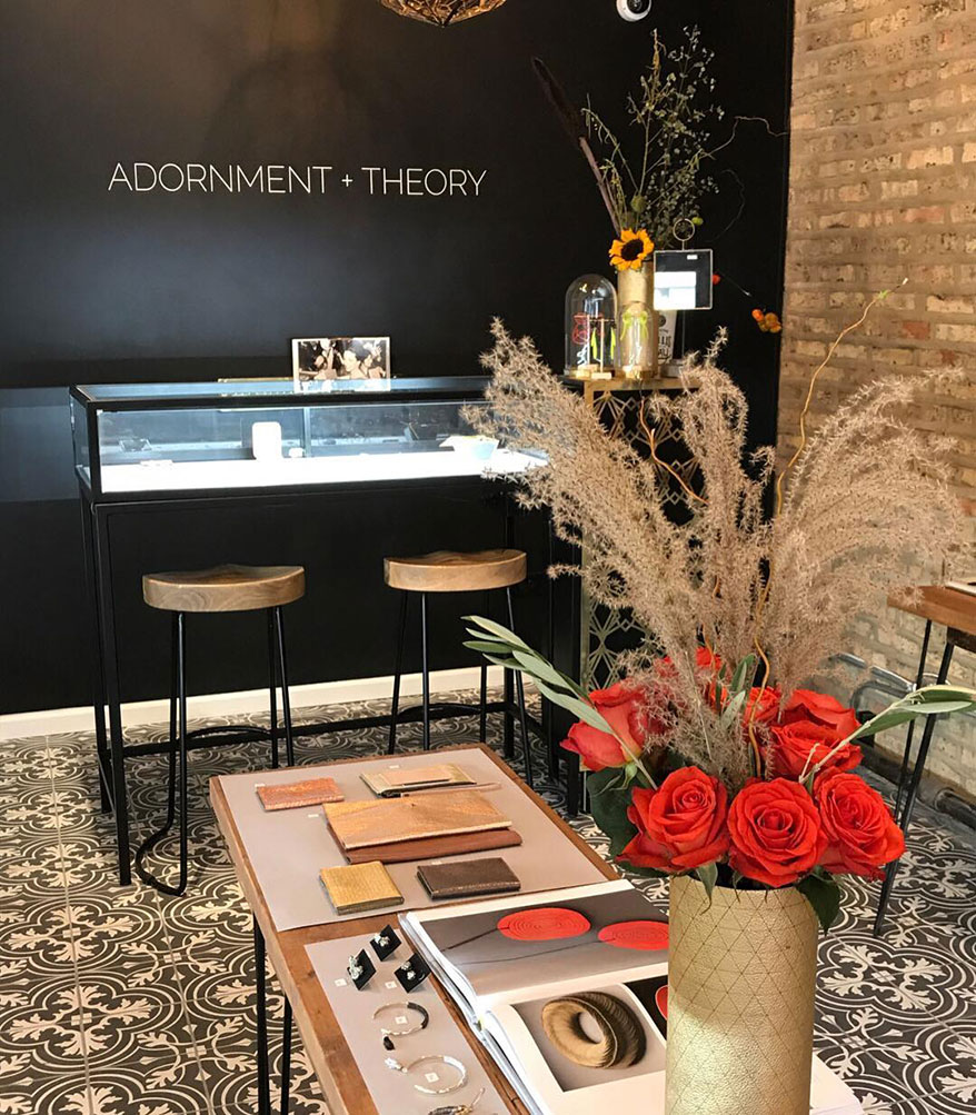 Adornment + Theory, Chicago