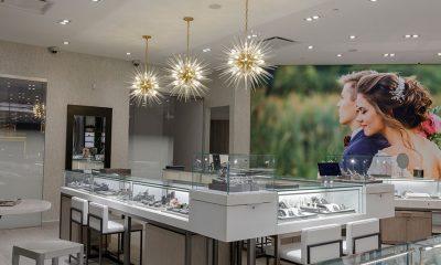 Tapper's Diamonds & Fine Jewelry, Troy, MI U-shaped bridal bar