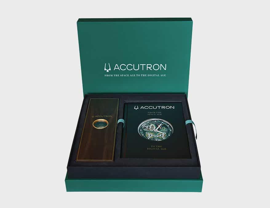 Accutron Assouline Book Set