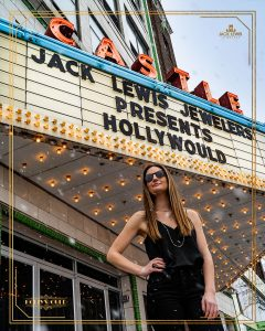 Jack Lewis Jewelers Sales associate Holly Stief