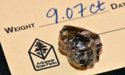 Arkansas Crater Diamond