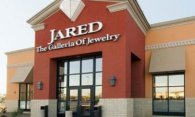 Jared jewelry store
