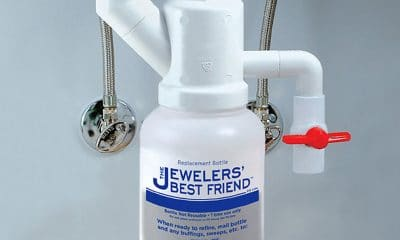 Jewelers' Best Friend Sink Trap from Gesswein