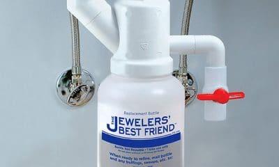 Jewelers' Best Friend Sink Trap from Gesswein