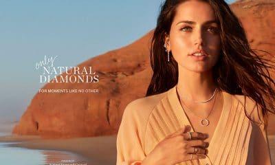 Ana de Armas Stars as Global Ambassador for Natural Diamond Council