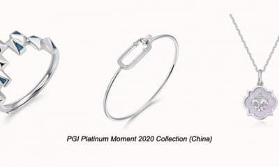 PGI platinum collection in China