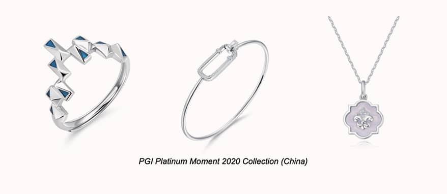 PGI platinum collection in China