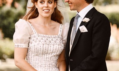 The Overlooked Jewelry Trend Started By Princess Beatrice At Her Wedding