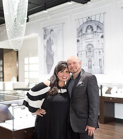 Sherri and Randy Erickson