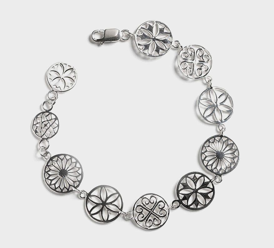Southern Gates Jewelry Sterling silver bracelet.