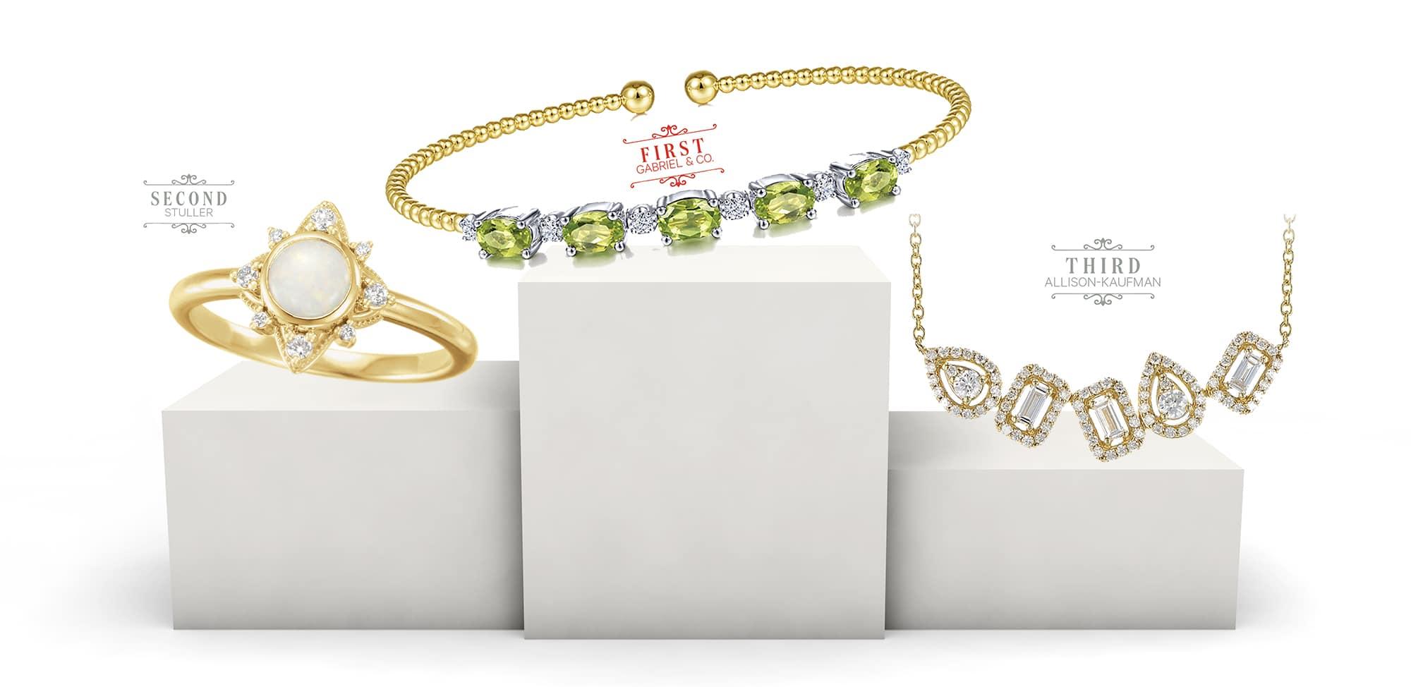 Big Siuvey top 3 jewelry brands