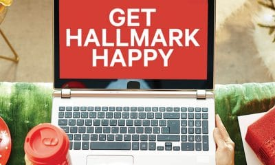 Get Hallmark happy on laptop screen