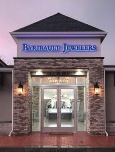 Baribault Jewelers exterior