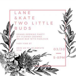 Lane & Kate marketing