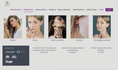 Nina Nguyen website