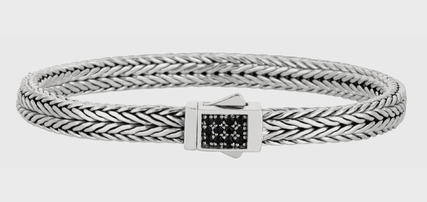 Woven Collection bracelet from Royal Chain and Windy City Diamonds