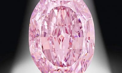'Spirit of the Rose' Diamond