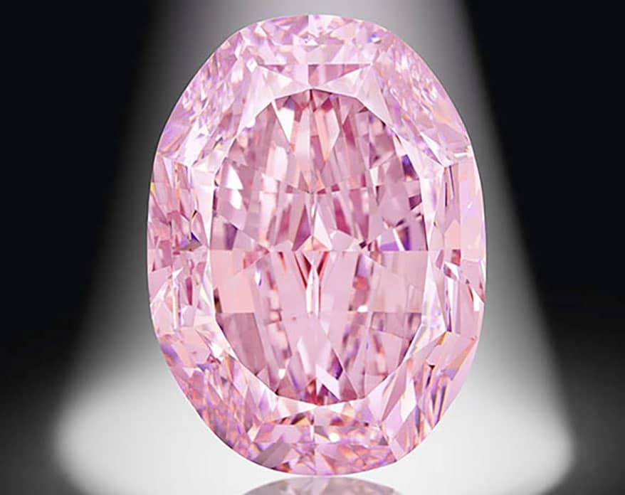 'Spirit of the Rose' Diamond