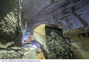 Argyle underground mine