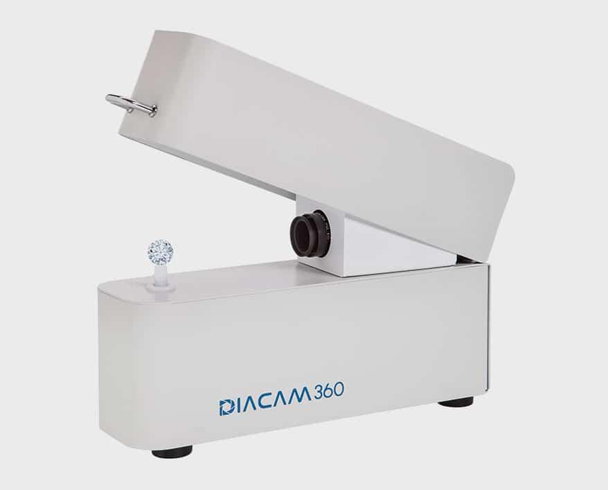 DiamCam360 Open Stone