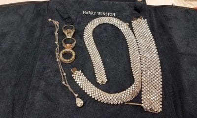 Jewelry seized Detroit