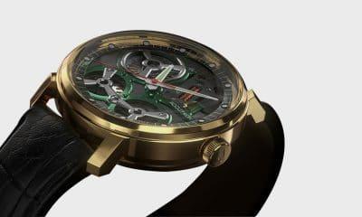 Accutron timepiece