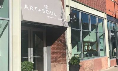 Art & Soul Infuses Jewelry Gallery With Fine Art and Creativity