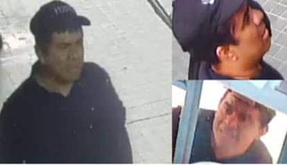 Los Angeles suspect