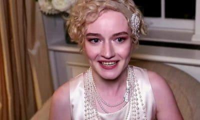 Julia Garner in Chanel Fine Jewelry