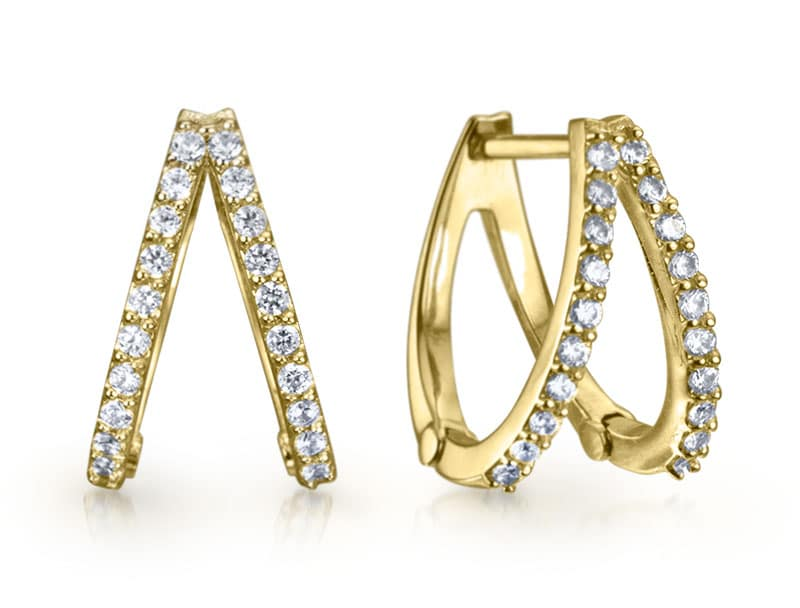 18 of the Latest Looks in Gold Jewelry for 2021 [Photo Gallery]