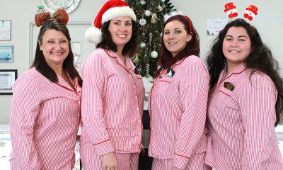 Denise-and-staff-in-pajamas
