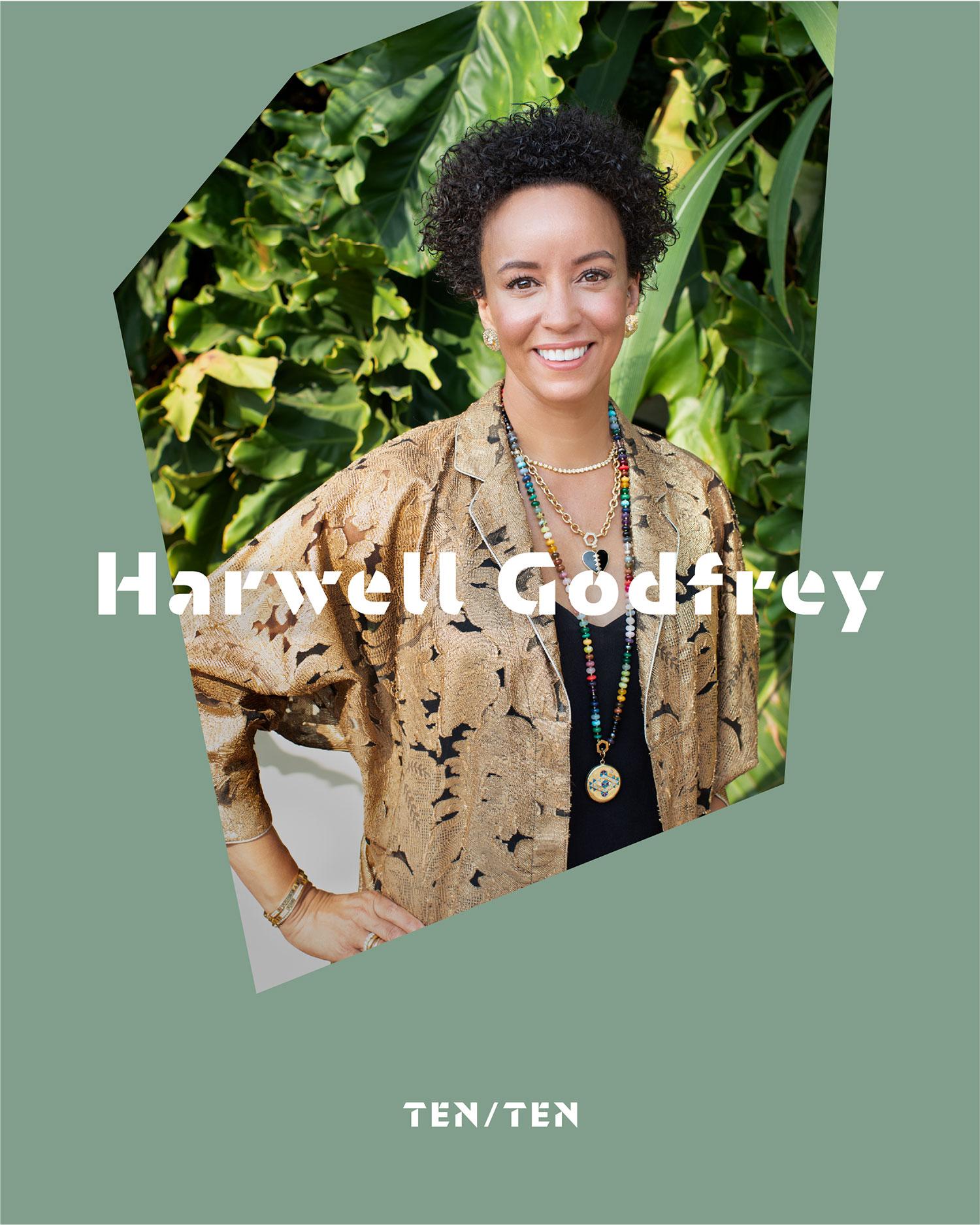 Harwell Godfrey TenTen Social Graphic Portraits