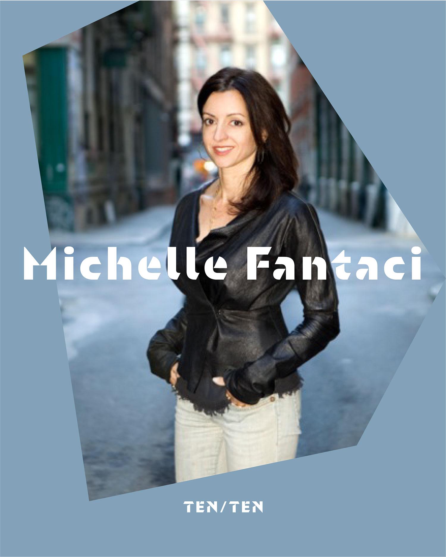 Michelle Fantaci TenTen Social Graphic Portraits