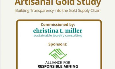 Low Transparency in Gold Supply Chain for Jewelry