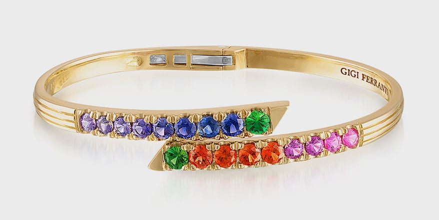 GiGi Ferranti  18K yellow gold bracelet