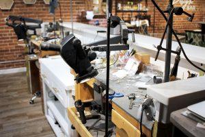 MAKE MADE Jewelry interior