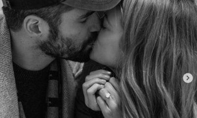 Kate Bock engagement ring