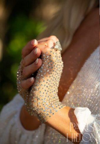 Hilton engagement ring