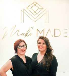 MAKE MADE Jewelry owners