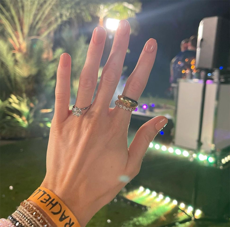 Kat Dennings and 30 Other Celebrities Show Off Their Stunning Engagement Rings [Updated]