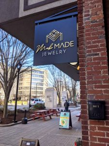 MAKE MADE Jewelry exterior