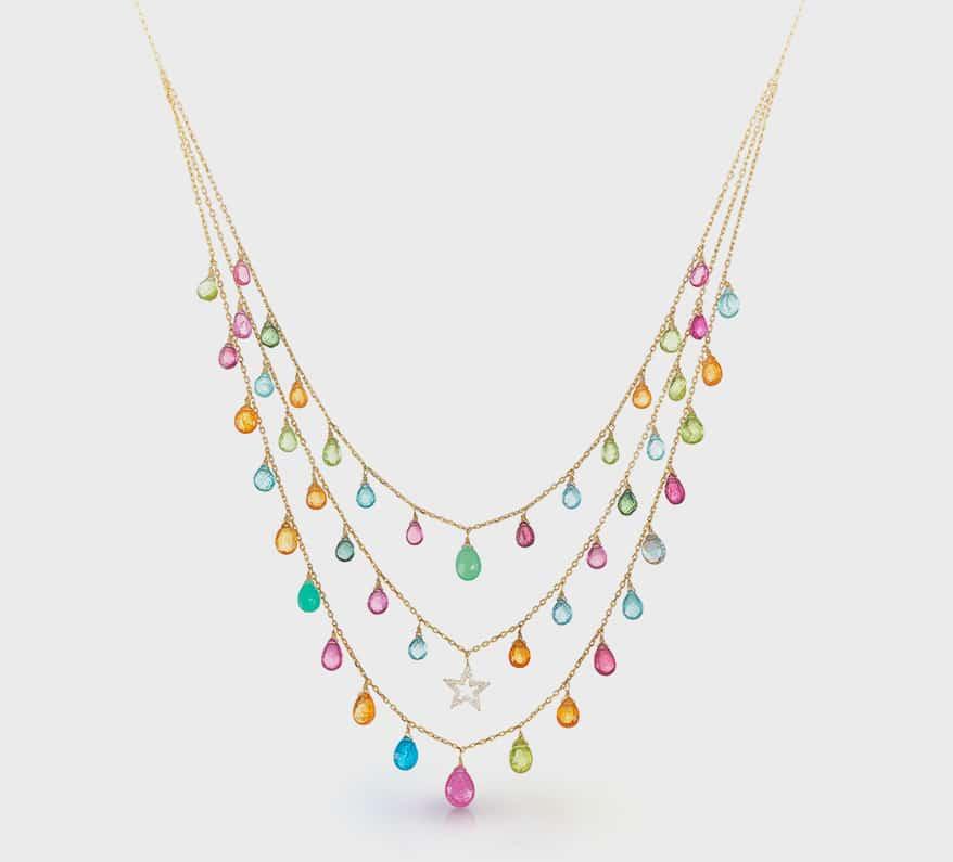Dima Jewellery18K yellow gold necklace