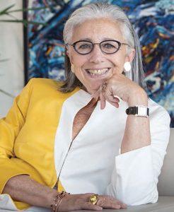 Marie Helene Reinhold of Reinhold Jewelers