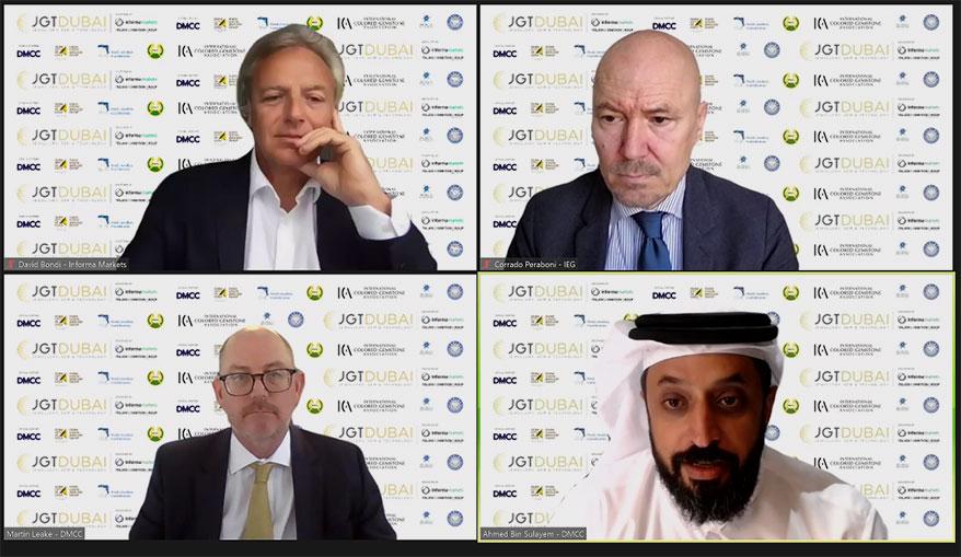 Speakers at JGT Dubai