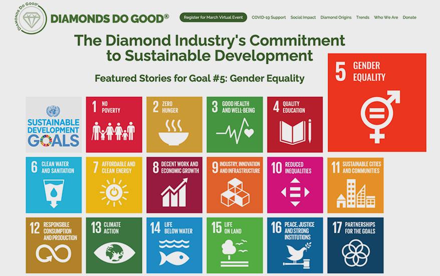 DDG and RJC development goals